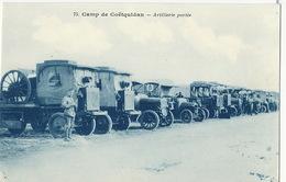 Coetquidan Artillerie Portée - Equipment