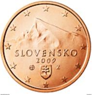 Slovakije 2017     2 Cent      UNC Uit Zakjes  UNC Du Sackets  !! - Slowakei