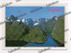 Lofoten - NORWAY - Norvegia - Storia Postale - XXL Card - Big Format - Norvegia