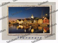 Stavanger - NORWAY - Norvegia - Norge - Storia Postale - XXL Card - Big Format - Norvegia