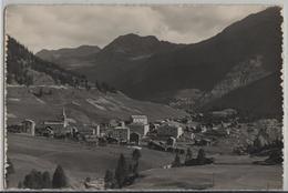 Saas-Fee - Generalansicht - Photo: E. Gyger No. 6497 - VS Valais