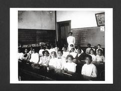 ÉCOLES - ENFANTS SCHOOL - WHITTIER PREPARATORY SCHOOL C. 1908 - 6½ X 4¾ Po - 16½ X 12 Cm - PHOTO JAMES VAN DER ZEE - Ecoles
