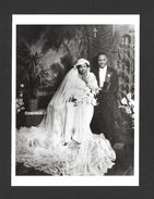 COUPLES - THE ONE I LOVE 1937 - 6½ X 4¾ Po - 16½ X 12 Cm - PHOTO JAMES VAN DER ZEE - Couples