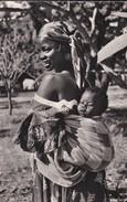 GUINEE---MERE ET SON ENFANT---voir 2 Scans - Guinée