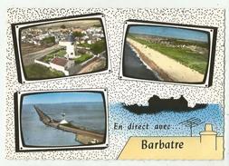 Ile De Noirmoutier (85 - Vendée) En Direct Avec Barbatre - Ile De Noirmoutier