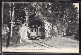 CPA 88 - Gérardmer, Le Tunnel De Retournemer - LL - Gerardmer