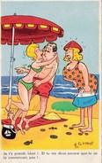 GONDOT/JE T'Y PRENDS LEON....(dil309) - Humor