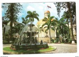 JARDINES DEL CAPITOLIO NATIONAL - CARACAS - VIAGGIATA 1970  - (504) - Venezuela