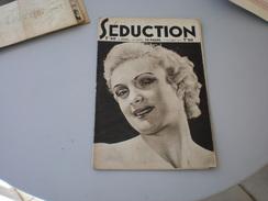 Seduction  1937 32 Pages - Livres, BD, Revues