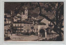 Tenda Valle Rola Mobiloil - Italie