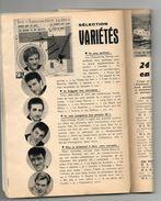 TOP - Réalités Jeunesse  - LES CHAUSSETTE NOIRES EDDY MITCHELL - Kranten