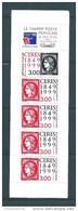 Carnet Commémoratif De 1999  BC3213  Neuf  Non  Plié - Commemorrativi