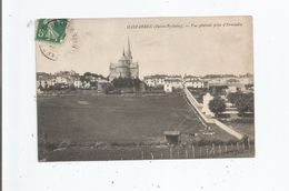 HASPARREN (BASSES PYRENEES) VUE GENERALE PRISE D'ERMINDEA 1911 - Hasparren