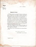 JOURNÉES SANGLANTES Des 23,24,25 Et 26 JUIN 1848 - Grand'Messe De REQUIEM  Et Oraisons - - Documents Historiques