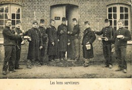 Bourg-Léopold - Camp De Béverloo - Les Bons Serviteurs - Leopoldsburg (Camp De Beverloo)