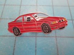 Pin715e Pin's Pins / AUTOMOBILE : BMW ROUGE  ; Pas Commun Et De Belle Qualité !!! - BMW