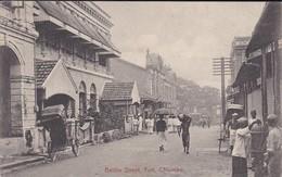 SRI LANKA---COLOMBO--baillie Street Fort---voir 2 Scans - Sri Lanka (Ceylon)