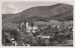 AK Haindorf Hejnice Kirche Kloster Maria Heimsuchung A Friedland Raspenau Neustadt Ferdinandstal Liebwerda Isergebirge - Sudeten