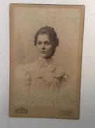 OLD CARDBOARD PHOTO     CARPOSIO FIUME        10,5 X 6,5 - Fotos