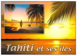 Polynésie Française Souvenirs De TAHITI Et Ses îles (TEVA SYLVAIN 1487 Tahiti )*PRIX FIXE - Polynésie Française