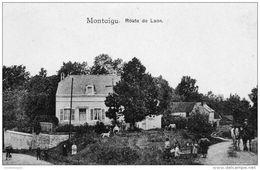 02 Montaigu, Route De Laon - France