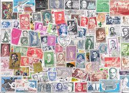 T VRAC - France, 3000 Timbres, TOUS DIFFÉRENTS - Stamps