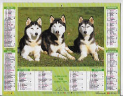 Calendrier Des PTT 1992 - Calendars
