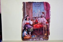 CHOCOLAT POULAIN 1 CHROMO GAUFREE - Contes Des Mille Et Une Nuits 1 - Poulain