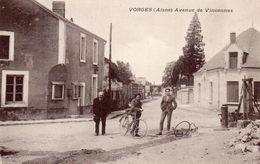 02 Vorges, Avenue De Vincennes - France