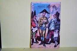 CHOCOLAT POULAIN 1 CHROMO Cadet Rousselle XI - Poulain