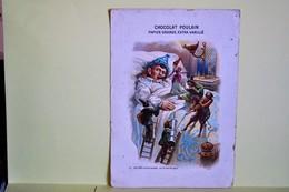 CHOCOLAT POULAIN 1 CHROMO Gulliver 6 - Poulain