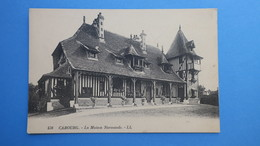 CPA  Calvados - Cabourg - La Maison Normande - Cabourg