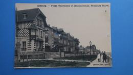 CPA  Calvados - Cabourg - Villas Tourmante Et Montmorency - Pavillons Sturel - Cabourg