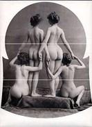 FEMMES NUES DE 1900 TIRAGE D APRES PLAQUE PHOTO HAUTE QUALITEES - Unclassified
