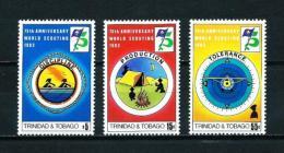 Trinidad Y Tobago  Nº Yvert  452/4  En Nuevo - Trinidad Y Tobago (1962-...)