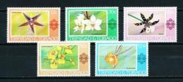 Trinidad Y Tobago  Nº Yvert  372/6  En Nuevo - Trinidad Y Tobago (1962-...)