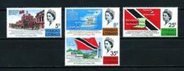 Trinidad Y Tobago  Nº Yvert  206/9  En Nuevo - Trinidad Y Tobago (1962-...)