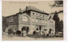 HEER AGIMONT  Vallee De La Meuse   Hotel Franco Belge - Givet