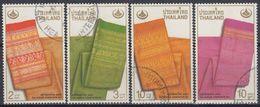 TAILANDIA 2001 Nº 1940/43 USADO - Thaïlande