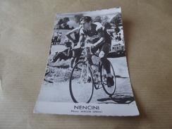 Cp Nencini - Cyclisme