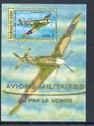 GUINEE   2099  MINT NEVER HINGED SOUVENIR SHEET OF AVIATION - Vliegtuigen