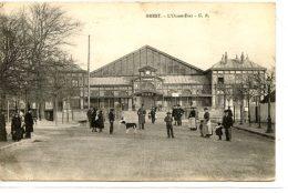 Dpt 29 Brest L'Ouest-Etat Animée Ed GB 1916 EV BE - Brest
