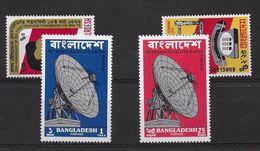 EDY 589 - BANGLADESH , 4 Valori Integri  *** - Bangladesh
