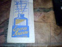 Publicitee Encre Stylographique Antoine (buvard?) - Buvards, Protège-cahiers Illustrés