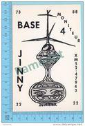 Joliette Quebec Canada  - QSL - Base Jinny - Carte Postale - 2 Scans - CB