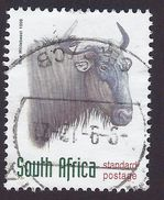 1998 - Blue Wildebeest (Connochaetes Taurinus) - Yt:ZA 1031 - Used - Sud Africa (1961-...)