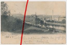 PostCard - Halle An Der Saale - 1902 - Halle (Saale)