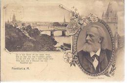 Frankfurt A. Main -Friedrich Stolze  -   **4606** - Historical Famous People