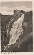 AK Elbfallbaude Labska Bouda Elbefall Elbfall Wasserfall Gasthof Baude A Spindlermühle Spindleruv Mlyn Schüsselbauden - Sudeten