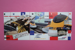 1994  EUROSTAR Bloc Neuf - Eisenbahnen